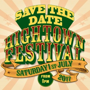 Save the date!  High Town Festival on 1st July