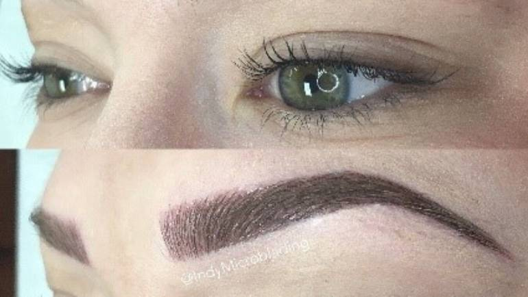 Microblading – Coming Very Soon To Lucia Hair and Beauty
