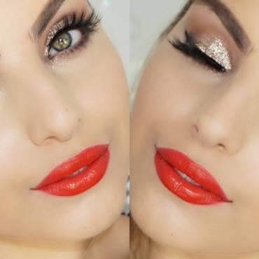Festive Makeup