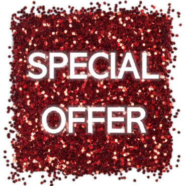FREE full-sized product with any pamper package booked throughout October