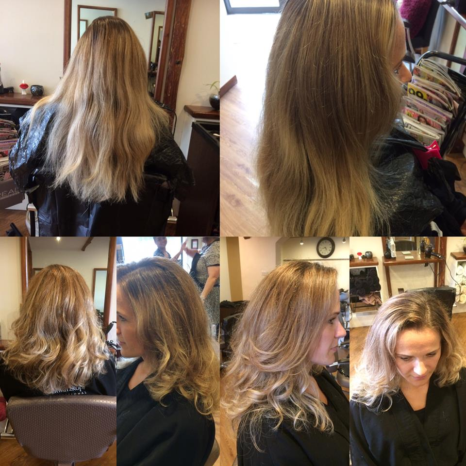 Root Stretch Balayage And Glazing Techniques Lucia Hair And