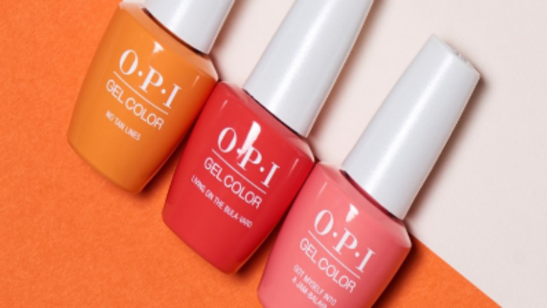 Gel Manicure and Gel Pedicure for only £55