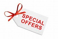 March Blog – Special Offers