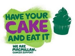 A big thank you for clients who supported our coffee morning on Friday 28th September we raised a fabulous £125.