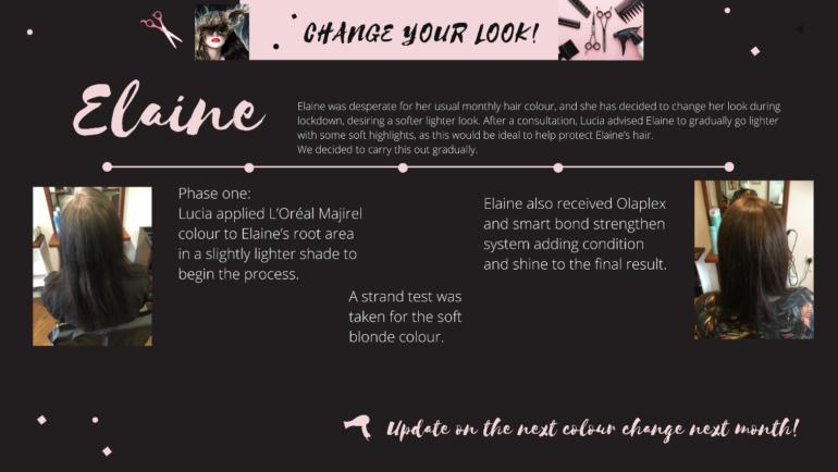 Change Your Look!