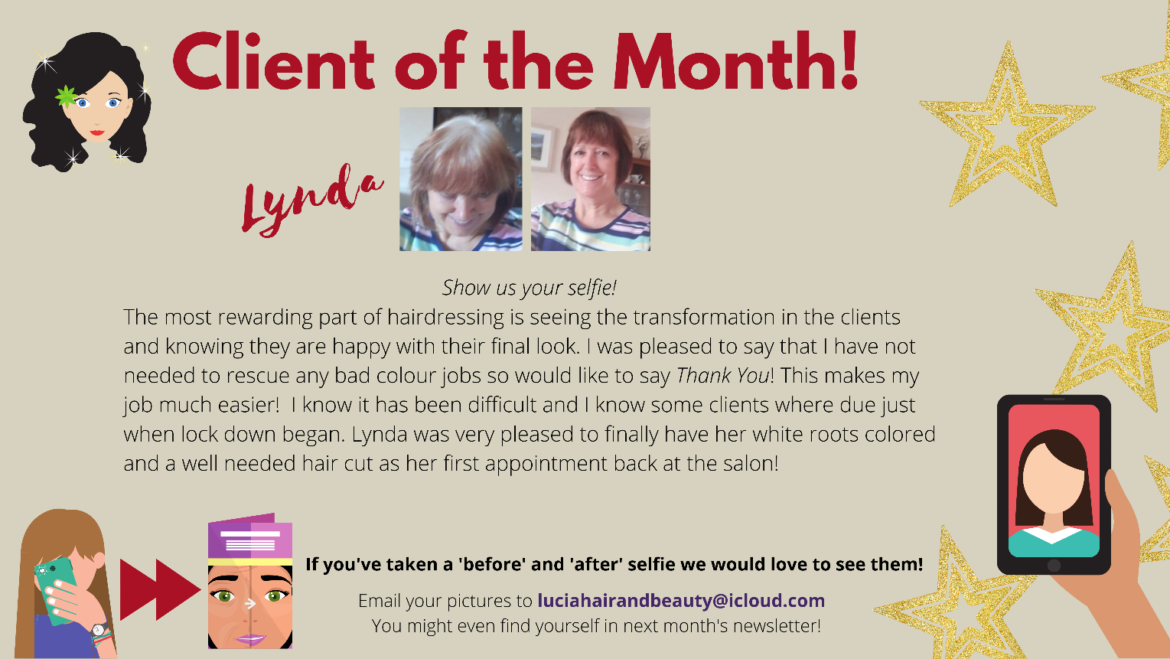 Client of the Month