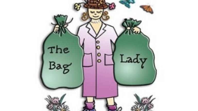 The Bag Lady!