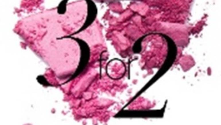 Next Month – 3 for 2 on all Waxing Services